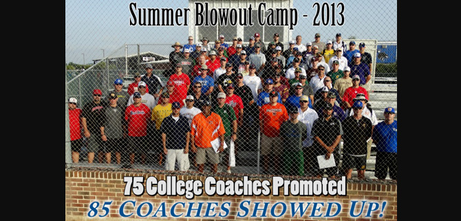 The Complete Showcase College Coaches
